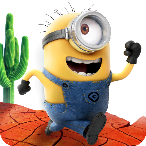 Minion Carl Stuart Carl in Minion Rush
