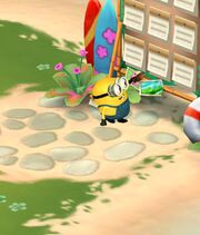 Bob minions paradise