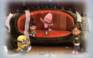 Ediths toilet paper agnes helped margo had no part