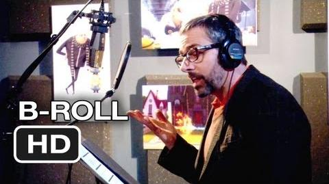 Despicable Me 2 B-Roll (2013) - Steve Carell, Kristen Wiig Animated Sequel HD