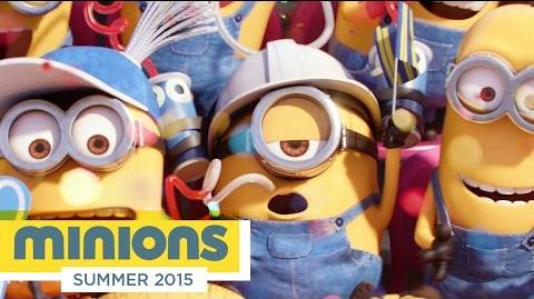 Minions - Super Fans Spot (HD) - Illumination