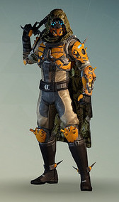 Argus armor set