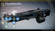Thunderlord (Year 2) UI