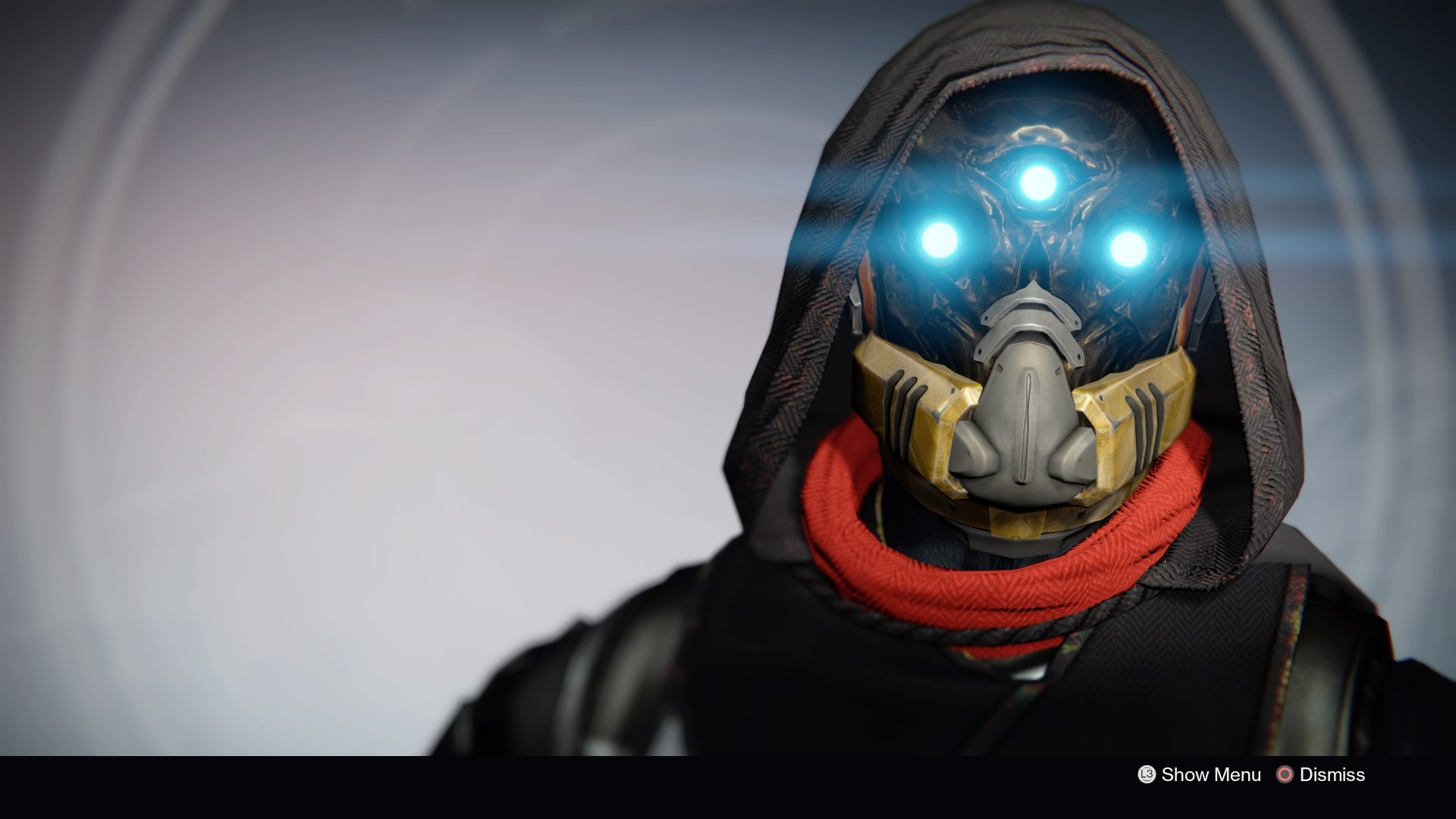 mask of the third man  year 2