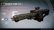 Tamerlane-C3 UI