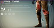 Ghost Angel (Leg Armor)