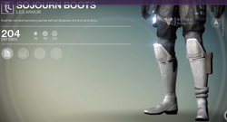 Sojourn Boots