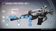 TTK Unwilling Soul-09 Overlay