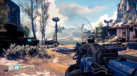Destiny Gameplay - E3 2013 HD PS4