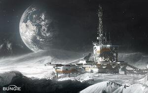 Moonbase Comm Tower
