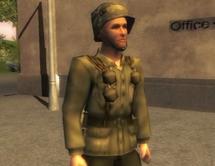 Bay City Soldier