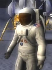 Astronaut Biff