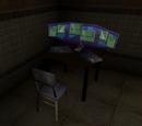 Smuggler's computer