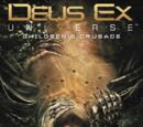 Deus Ex Universe: Children's Crusade Issue 4