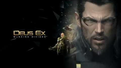 Deus Ex Mankind Divided - Digital Soundtrack Sampler by Michael McCann, Sascha Dikiciyan, Ed Harris