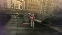 DMC TombstoneTorture Attack - Bayo1 Screenshot