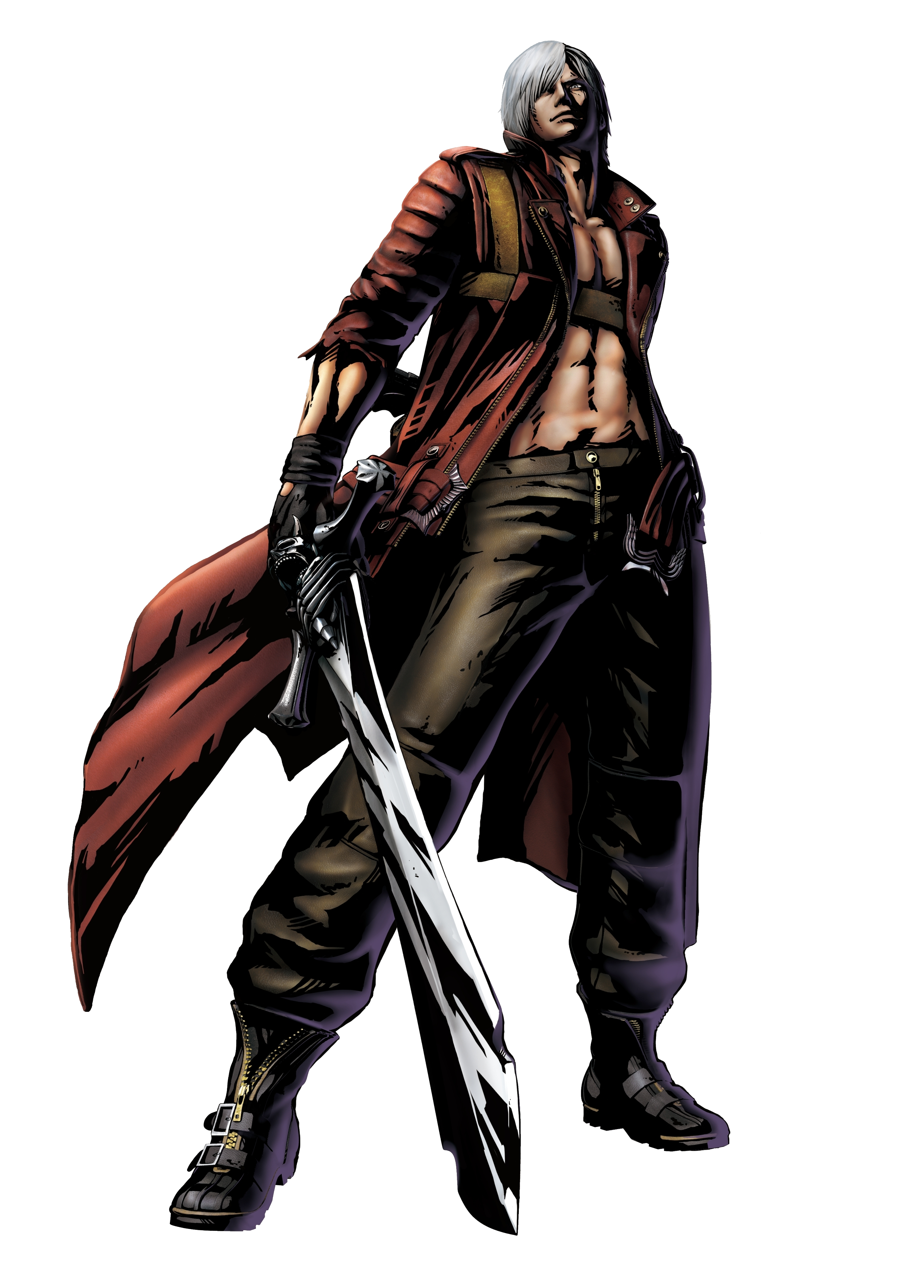 Devil May Cry Evolution Capcom 3 in His Devil May Cry