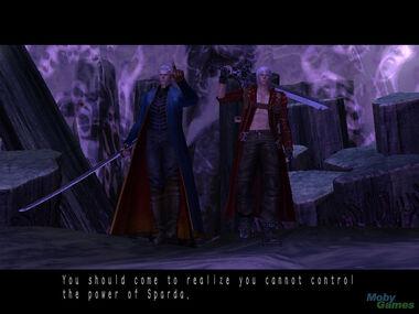 Dante-Vergil