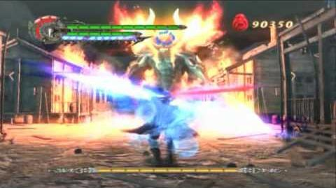 Devil May Cry 4 Boss - Berial (DMD Mode) No Damage