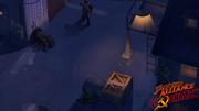 Flashback Nachtangriff