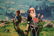 Switch Zelda