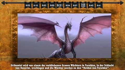Dragon Age Inquisition - Timeline