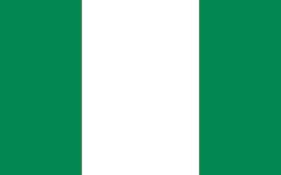 Datei:Nigeria Flagge.png