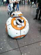 ComicCon Stuttgart Star Wars