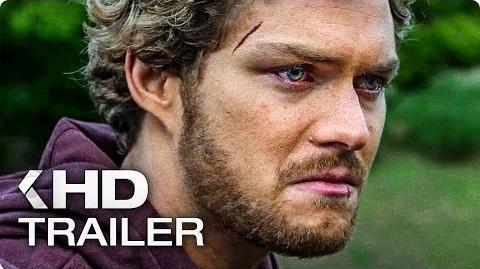 MARVEL'S IRON FIST Trailer German Deutsch (2017)-0