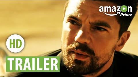 Preacher – Offizieller Trailer – Staffel 1 Deutsch Amazon Originals