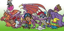 Dragon Quest Monsters beispiel