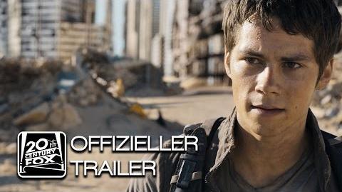 Maze Runner 2 - Trailer