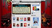 Moviepedia Weihnachtsskin
