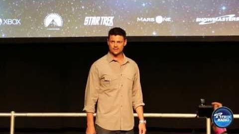 Destination Star Trek Germany - Karl Urban Press Conference