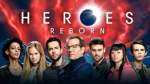 Heroes Reborn Trailer (HD)