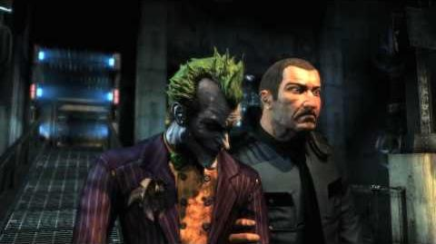 Batman Arkham Asylum Trailer 1 German