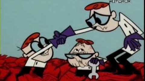 Dexter's Lab - Ego Trip - Goodbye, Dexter!