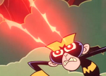 Monkey Heat Vision