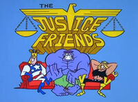 Justice Friends intro