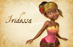 Iridessa-- Pirate Fairy