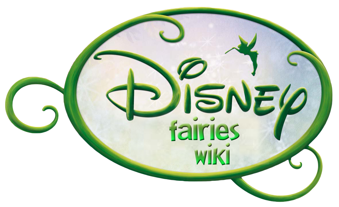 Full resolution Disney Fairies Logo
