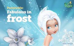 Periwinkle: (Fabulous in frost)