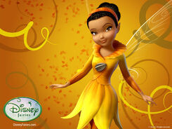 Iridessa from Tinkerbell and the Lost Treasure