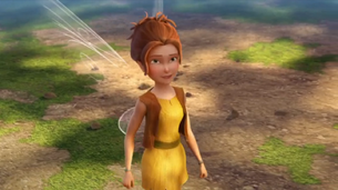 Zarina (before becoming the Pirate Fairy)