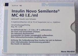 Lente insuline