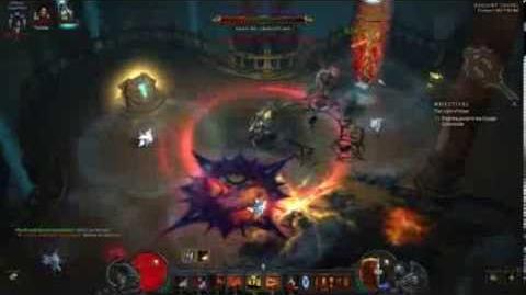 Clearing Radiant Chapel Diablo III 2.0.3