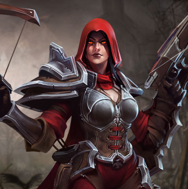 dota 2 female heroes wallpaper