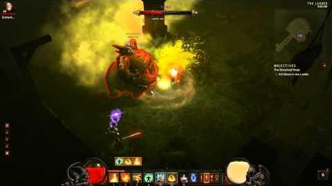 Monk - Hardcore Nightmare Ghom Strat and Kill - Diablo 3