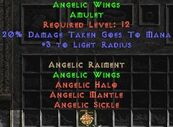 Angelic Amulet screenshot