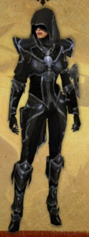 The Shadow S Mantle Set Build